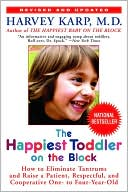 The Happiest Toddler on the Block by Harvey Karp: Book Cover