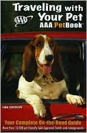Traveling with Your Pet by AAA: Book Cover