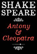 Antony and Cleopatra by William Shakespeare: NOOK Book Cover