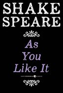 As You Like It by William Shakespeare: NOOK Book Cover