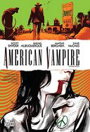 American Vampire, Volume 7 by Scott Snyder: Book Cover