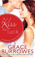 A Kiss for Luck by Grace Burrowes: NOOK Book Cover