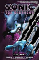 Sonic the Hedgehog 4 by Sonic Scribes: Book Cover
