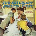 2016 Saturday Evening Post Wall Calendar by Norman Rockwell: Calendar Cover