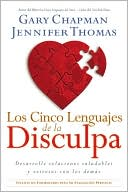Los cinco lenguajes de la disculpa by Gary Chapman: Book Cover
