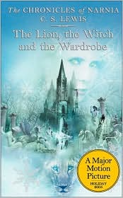 The Lion, the Witch and the Wardrobe (Chronicles of Narnia Series #2) by C. S. Lewis: Book Cover