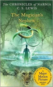 The Magician's Nephew (Chronicles of Narnia Series #1) by C. S. Lewis: Book Cover