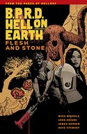 B.P.R.D Hell On Earth Volume 11 by Mike Mignola: Book Cover
