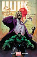 Hulk Volume 1 by Mark Waid: Book Cover