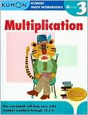 Grade 3 Multiplication by Michiko Tachimoto: Book Cover