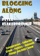 Blogging Along by Peter Blakeborough: NOOK Book Cover