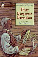 Dear Benjamin Banneker by Andrea Davis Pinkney: NOOK Book Cover