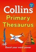 Collins Primary Thesaurus (Collins Primary Dictionaries) by Collins Dictionaries: NOOK Book Cover