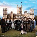 2016 Downton Abbey Wall Calendar by NBC Universal: Calendar Cover