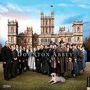 2016 Downton Abbey Mini Wall Calendar by NBC Universal: Calendar Cover
