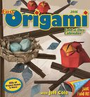 2016 Easy Origami Fold-a-Day Calendar by Jeff Cole: Calendar Cover