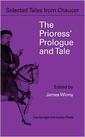 BARNES & NOBLE | The Prioress' Prologue and Tale by Geoffrey ...