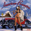 2016 American Beauties Wall Calendar by Hildebrandt, Greg: Calendar Cover