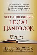 Self-Publisher's Legal Handbook by Helen Sedwick: NOOK Book Cover