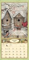 2016 Bountiful Blessings Vertical Wall Calendar by Susan Winget: Calendar Cover