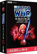 Doctor Who - Trial of a Time Lord - Episodes 144-147 with Colin Baker