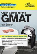 Crash Course for the GMAT, 4th Edition by Princeton Review: NOOK Book Cover