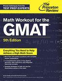 Math Workout for the GMAT, 5th Edition by Princeton Review: NOOK Book Cover