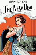 The New Deal by Jonathan Case: Book Cover