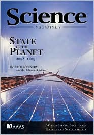 Science Magazine's State of the Planet 2008-2009 by Donald Kennedy: Book Cover
