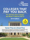 Colleges That Pay You Back by Princeton Review: NOOK Book Cover