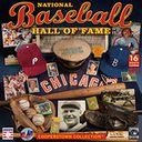 2016 Baseball Hall of Fame Wall Calendar by National Baseball Hall of Fame: Calendar Cover