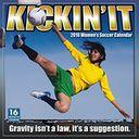 2016 Kickin It by bCreative: Calendar Cover