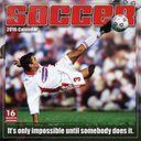 2016 Soccer by bCreative: Calendar Cover
