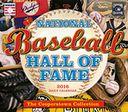 2016 Baseball Hall of Fame Box Daily Calendar by National Baseball Hall of Fame: Calendar Cover