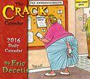 2016 Crack Calendar Decetis Box Daily Calendar by Decetis, Eric: Calendar Cover