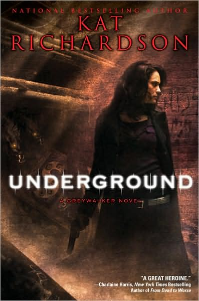 Underground (Greywalker Series #3)