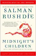 Midnight's Children by Salman Rushdie: Book Cover