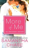 More of Me by Samantha Chase: NOOK Book Cover