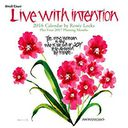 2016 Live with Intention Wall Calendar by Renee Locks: Calendar Cover