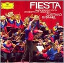 Fiesta by Gustavo Dudamel: CD Cover