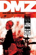DMZ The Deluxe Edition Book Five by Brian Wood: Book Cover