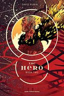 The Hero by David Rubin: Book Cover