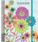 2016 Ladybird Deluxe Planner by Tim Coffey: Calendar Cover