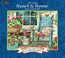 2016 Heart & Home 16M Wall Calendar by Susan Winget: Calendar Cover
