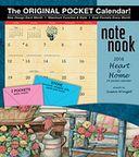 2016 Heart & Home 16M Notenook Calendar by Susan Winget: Calendar Cover