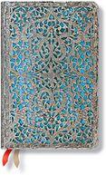 2016 18M Maya Blue Mini HOR Planner by Paperblanks: Calendar Cover