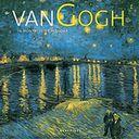 2016 van Gogh Mini Wall Calendar by Vincent van Gogh: Calendar Cover