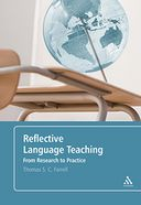Reflective Language Teaching by Thomas S. C. Farrell: NOOK Book Cover