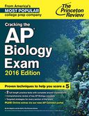 Cracking the AP Biology Exam, 2016 Edition by Princeton Review: NOOK Book Cover