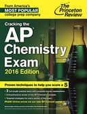 Cracking the AP Chemistry Exam, 2016 Edition by Princeton Review: NOOK Book Cover